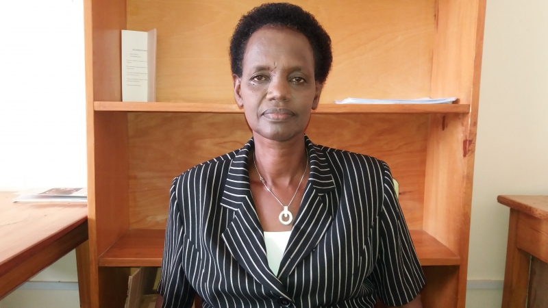 Valérie Mukabayire - JusticeInfo