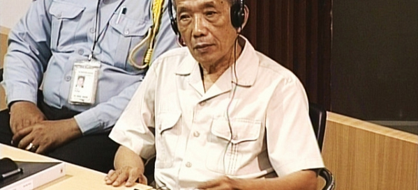 Cambodia's Duch and the analysis of a killer