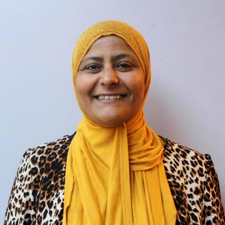 Najet Gabsi, 49 ans, ancienne prisonnière politique