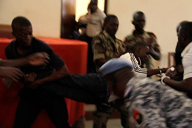Réactions violentes des détenus suite au verdict dans l'affaire des crimes de Bangassou