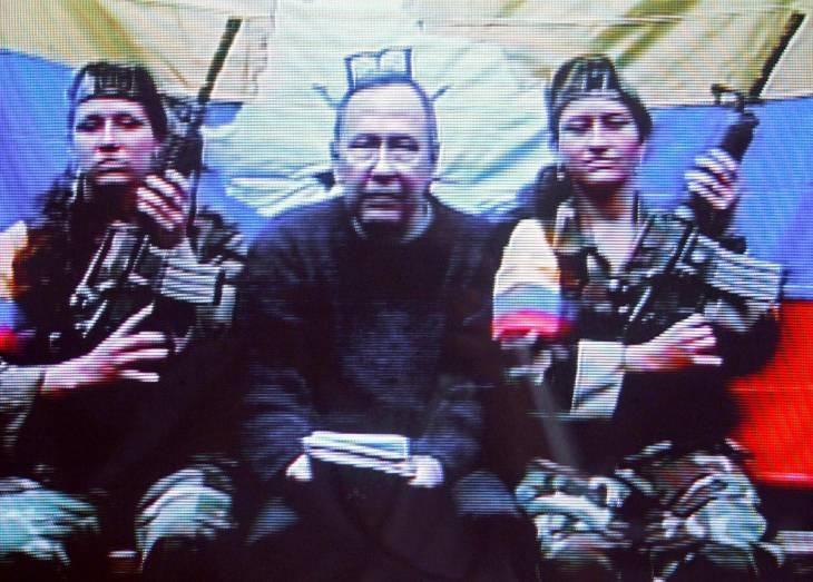 Oscar Lizcano kidnappé par les FARC en Colombie