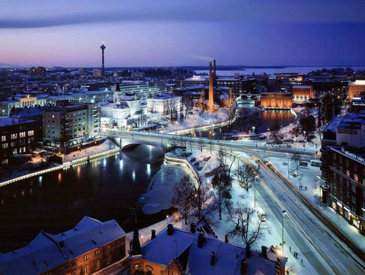 City of Tampere (Finland)