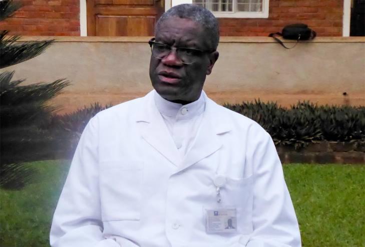 Docteur Denis Mukwege