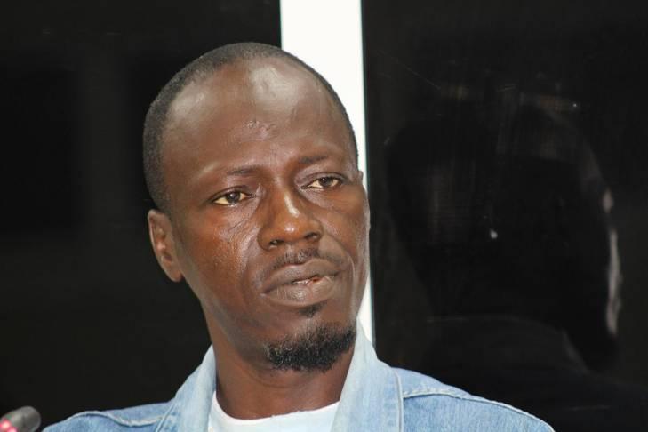 Soriba Conde témoigne devant la Commission vérité en Gambie