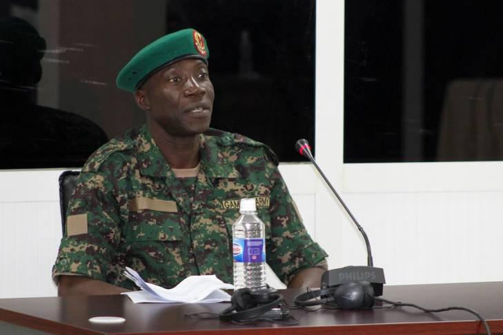Ismaila Jammeh témoigne devant la Commission vérité en Gambie