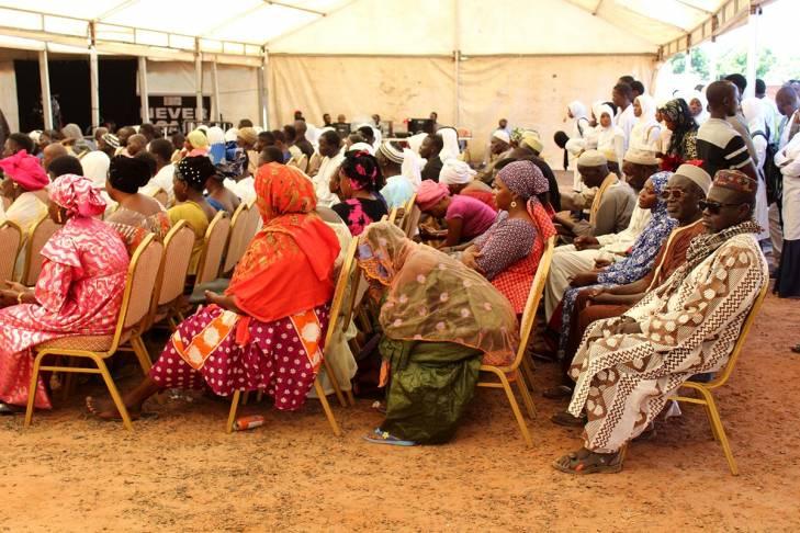 La commissiion vérité gambienne (TRRC) se déplace à Essau
