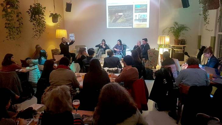 Justice Info hosts a debate in The Hague about environmental justice, ecocide and ICC