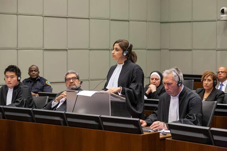 Représentants des victimes au Tribunal spécial pour le Liban