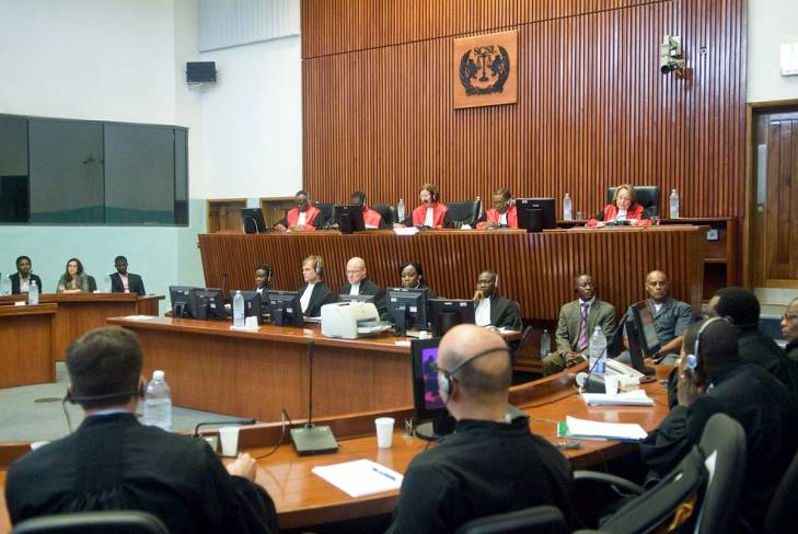 Special Court for Sierra Leone