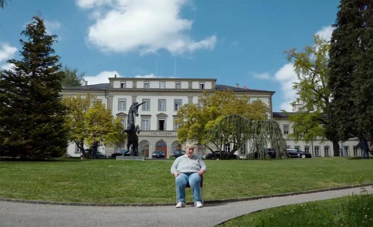 Une victime de détention administrative en Suisse témoigne