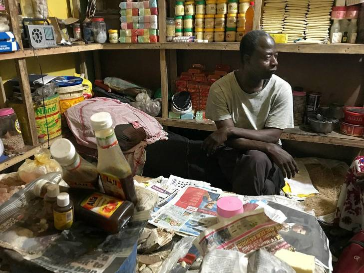Sainey Faye, in his small shop in Serrekunda, tells JusticeInfo about the torture he suffered under Yahya Jammeh's regime in 1995.