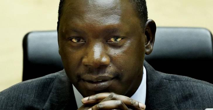 Thomas Lubanga Dyilo
