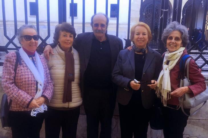 Les Perspectivistes à Tunis