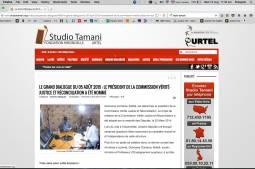 Mali: Studio Tamani ouvre le débat après la nomination du Président de la Commission Vérité et Justice