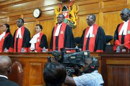 The Kenyan supreme court decision may polarize the population