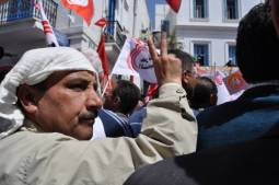 NOBEL PEACE PRIZE FOR TUNISIAN TRANSITION