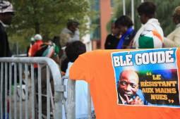 Côte d'Ivoire: Charles Blé Goudé, \
