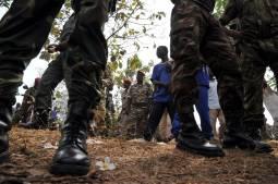 Centrafrique : la paix passe par la démobilisation des combattants et la restructuration de l'armée, selon le Président