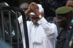 Le silence de l'accusé Hissène Habré