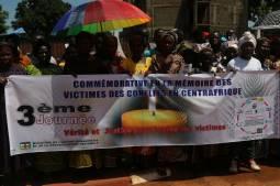 La semaine de la justice transitionnelle : en Centrafrique, RDC et Palestine, l'impunité en question