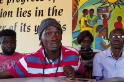 Gambian rapper tells of concerns in the post-Jammeh era