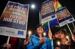 Colombia announces historic peace agreement