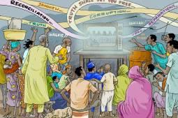 L'heure de la vérité en Gambie