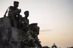 Burundi : \