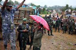 DR Congo warlord accused of crimes against humanity surrenders