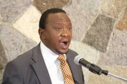 Uhuru Kenyatta: president from father to son