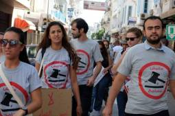 "Tunisian youth group wages war on ""amnesty of the corrupt"""