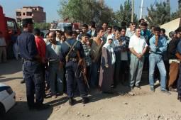 ALGERIAN GOVERNMENT HAS ENSHRINED IMPUNITY, SAYS LAWYER
