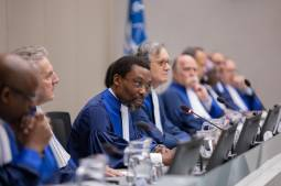 ICC judges at centre of controversy