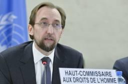 Syrie: le Haut-Commissaire aux droits de l'Homme contre le veto des cinq Grands à l'ONU