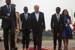 Antonio Guterres en Centrafrique pour évaluer la mission onusienne