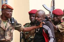 The ICC strikes in Central African Republic