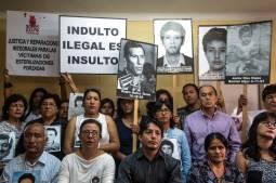 Pérou:  la grâce de Fujimori, \
