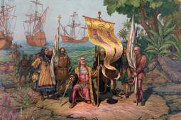 Did Christopher Colombus commit genocide?