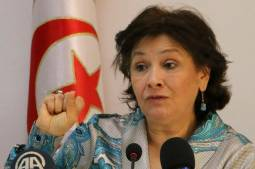 "Sihem Bensedrine:  ""France and the World Bank should compensate Tunisian victims"""