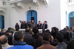 "Tunisie : "" la propagande est revenue"""