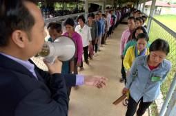 Cambodge : Leçons sur la participation des victimes