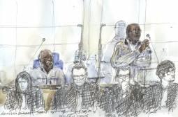 Procès de génocide à Paris: la perpétuité confirmée en appel contre deux-ex-maires rwandais