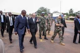 Centrafrique : les Casques bleus désormais en première ligne face aux groupes armés