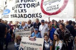 The Ford Trial in Argentina, a workers' victory