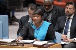 """""""Sans arrestations, la cause de la justice internationale est minée"""" en Libye, selon la procureure de la CPI"""