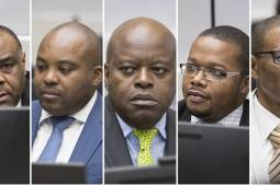 ICC jails ex-Congo VP for bribing witnesses