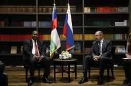 Processus de paix en RCA : « l'irruption de la Russie complique la tâche de l'Union africaine et de l'ONU »