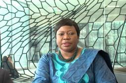 """Fatou Bensouda: """"Nobody Should Be Above the Law"""""""