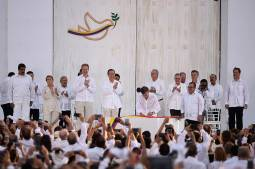 Colombia's transitional justice: Mission impossible?