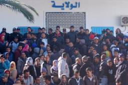 "Only ""Short-Term Policies to Contain Anger"" in Protesting Tunisian Region"